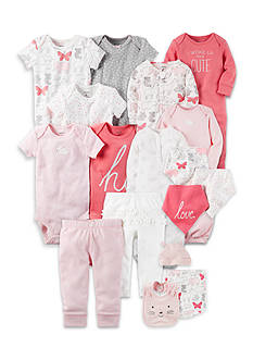 Carter's® Pink Little Baby Basics Bundle
