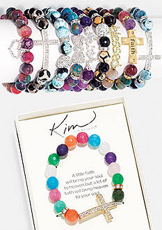 Kim Rogers® Inspiration Bracelet Collection