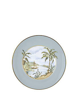 British Colonial Tradewind Accent Plate