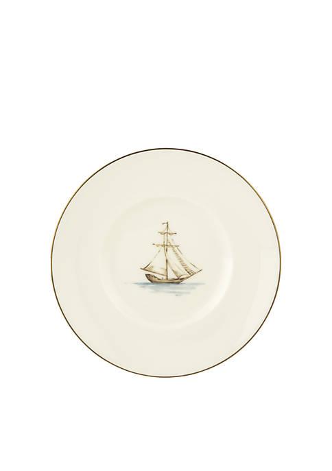 British Colonial Tradewind Dessert Plate