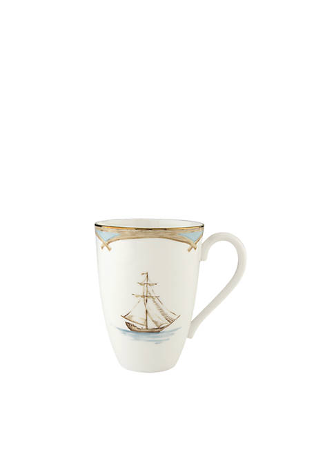 British Colonial Tradewind Mug