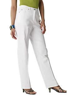 Classic Elastic Side Jeans