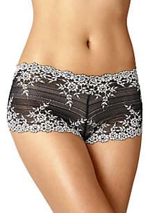 Embrace Lace Boy Short Pantie - 67491