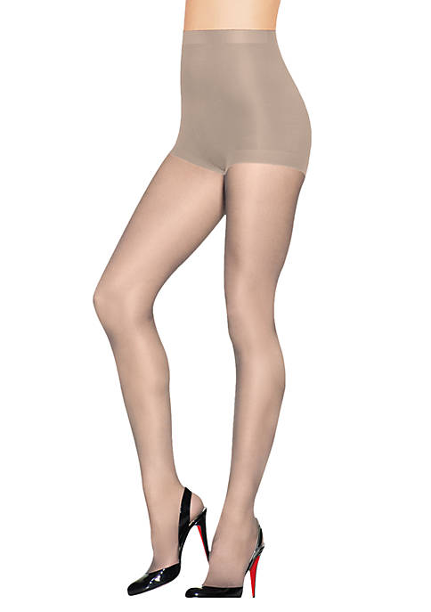 d20e6920410 Hanes® Silk Reflections Control Top Reinforced Toe Pantyhose