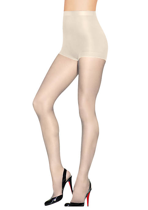 Silk Reflections Control Top Reinforced Toe Pantyhose