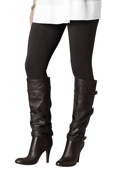 HUE® Cotton Legging