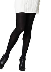 Control Top Opaque Tights