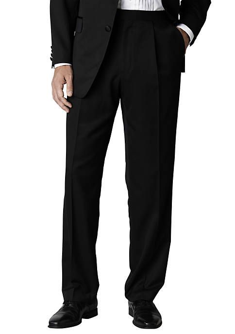 Madison Tuxedo Classic Fit Pleat Pants