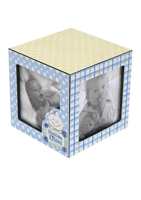 Cameron Photo Box - Blue