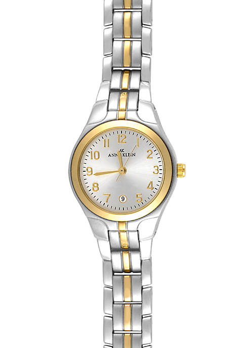 Anne Klein Ladies Bracelet Round Case Watch