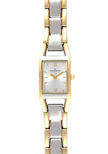 Women's Two Tone Watch
