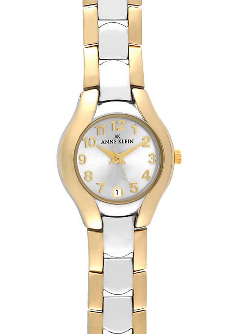 Anne Klein Ladies Two Tone Watch