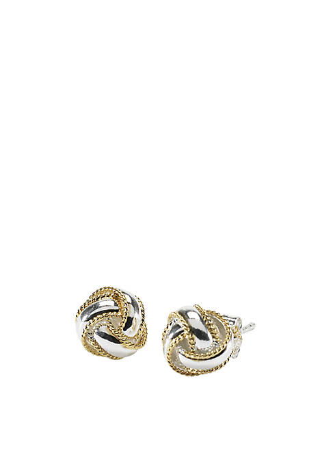 24 Kt Gold Over Silver Earring Collection