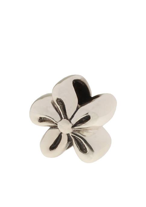 Belk Silverworks Flower Originality Bead