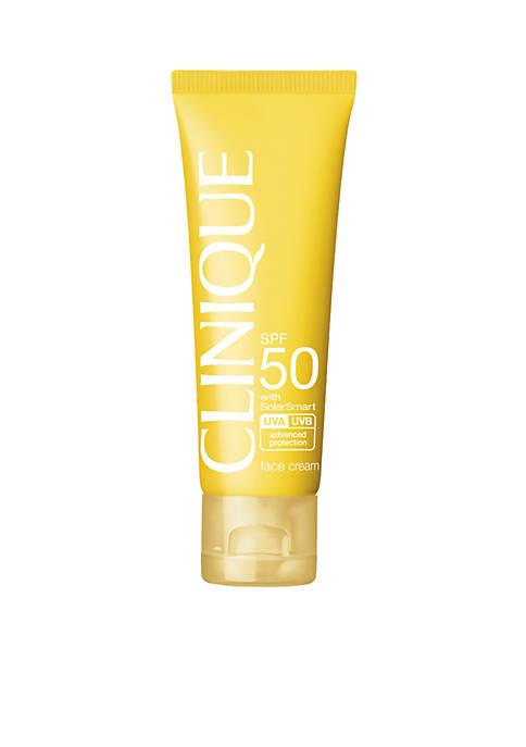 Sun SPF 50 Face Cream Sunscreen