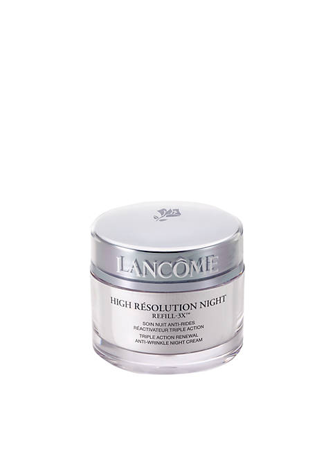 Lancôme High Résolution Night Refill-3X™ High