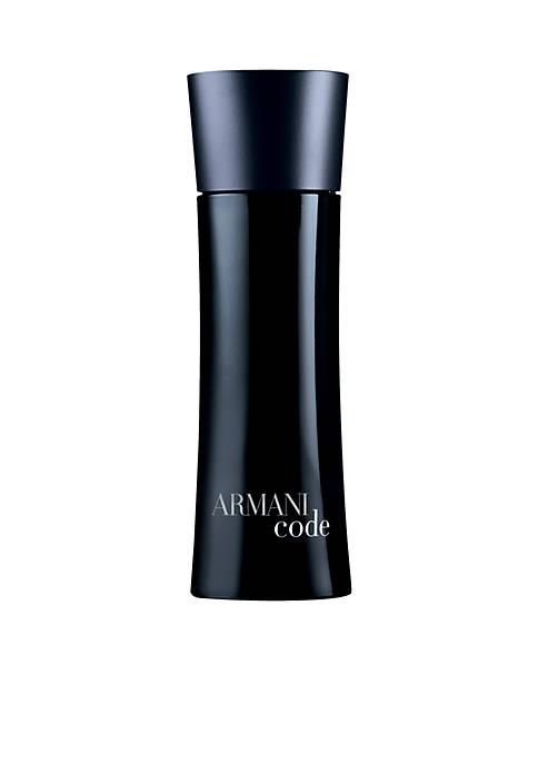 Giorgio Armani Code for Men Eau de Toilette,