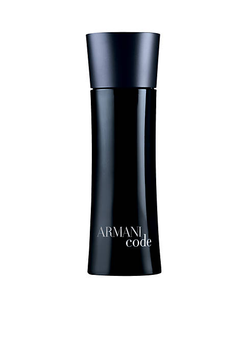 Giorgio Armani Code for Men Eau de Toilette,