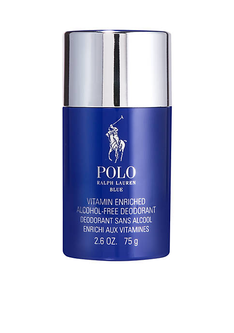 Ralph Lauren Polo Blue Vitamin Enriched Alcohol-Free Deodorant