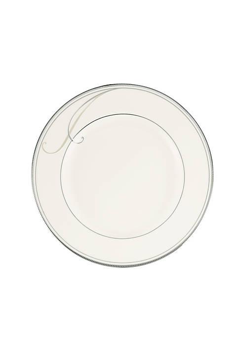 Platinum Wave Bread & Butter Plate