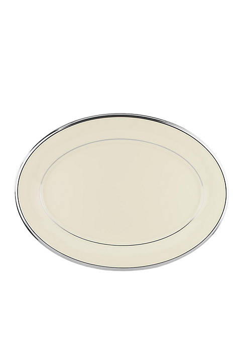 Lenox® Solitaire Oval Platter 16-in.