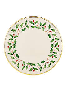 Holiday Dinner Plate 10.5-in.