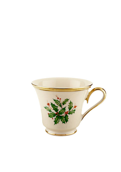Holiday Tea Cup