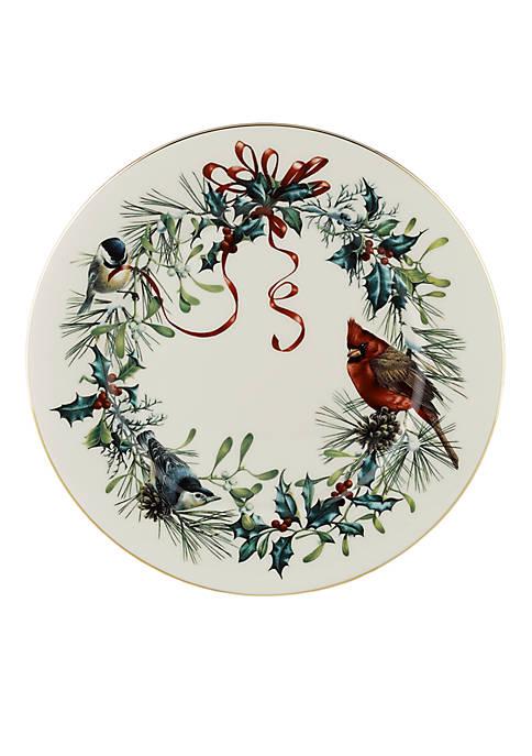 Lenox® Winter Greetings Dinner Plate