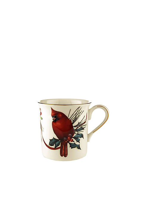 Lenox® Winter Greetings Fine Cardinal Mug