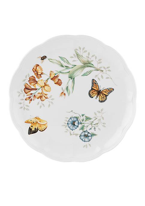 Butterfly Meadow Monarch Dinner Plate 10.75-in.