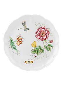 Butterfly Meadow Dinnerware Dragonfly Dinner Plate