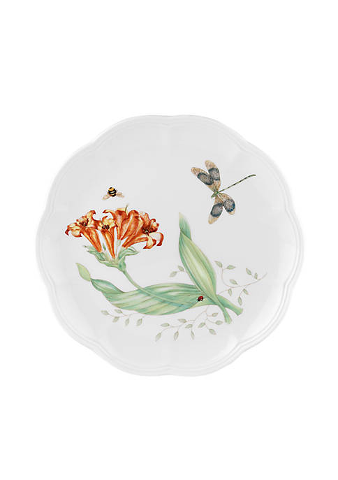 Butterfly Meadow Dragonfly Accent Plate 9-in.
