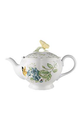 Butterfly Meadow Dinnerware Teapot