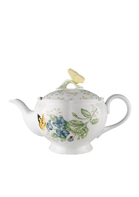 Lenox® Butterfly Meadow Dinnerware Teapot