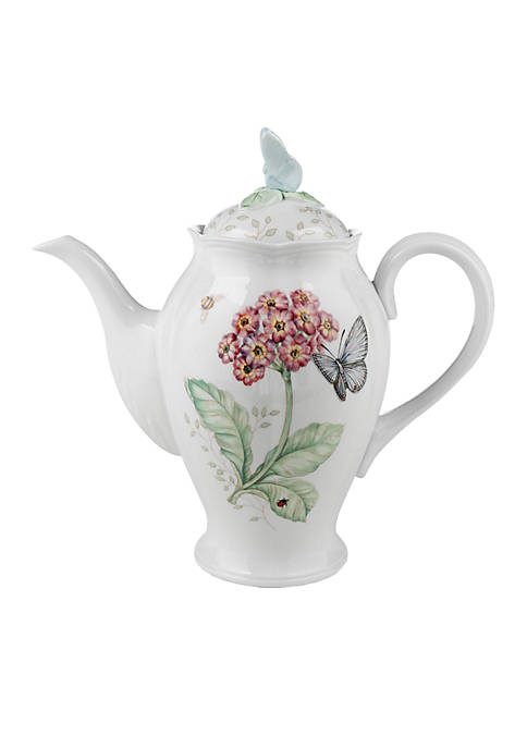 Lenox® Butterfly Meadow Dinnerware Coffee Pot 48oz