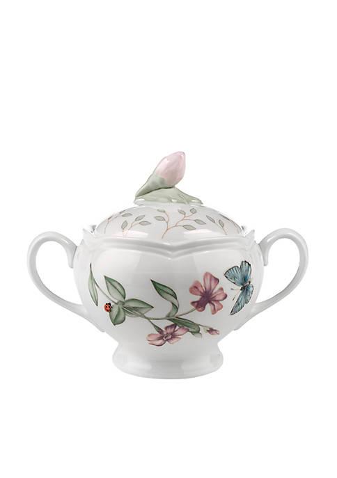 Lenox® Butterfly Meadow Sugar Bowl 4.5-in. H.