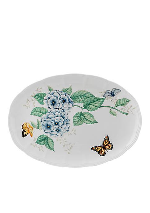 Lenox® Butterfly Meadow Large Oval Platter 16-in.