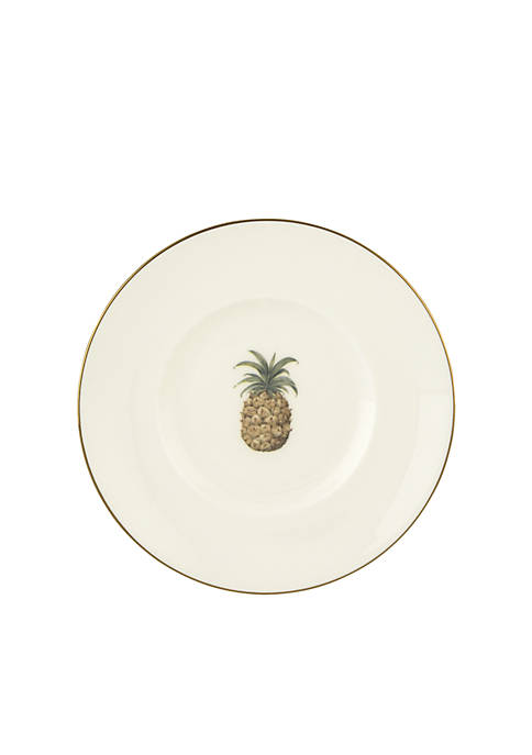 British Colonial Bamboo 7.25-in. Dessert Plate