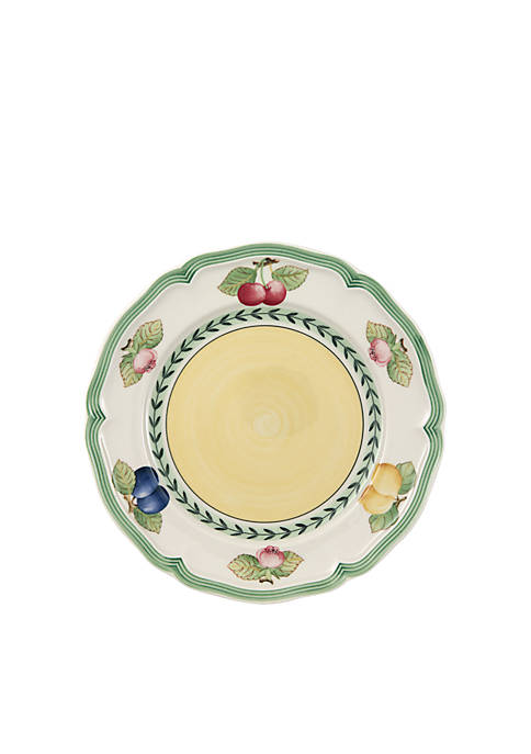 French Garden Fleurence Salad Plate 8.25-in.