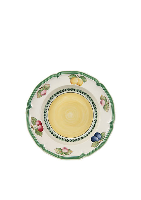 French Garden Fleurence Rim Soup Bowl 9-in.