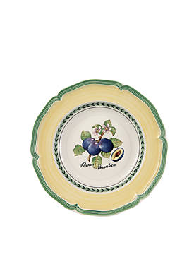 French Garden Valence Rim Soup Bowl