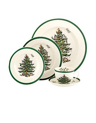 Spode Christmas Tree.Spode Christmas Tree Dinnerware