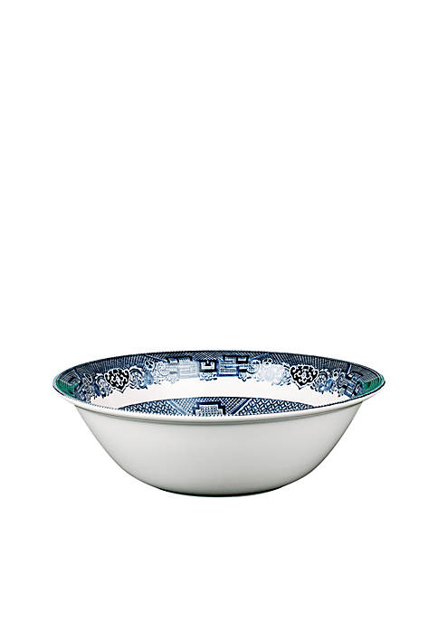 Johnson Brothers Willow Blue Soup/Cereal Bowl 6-in.