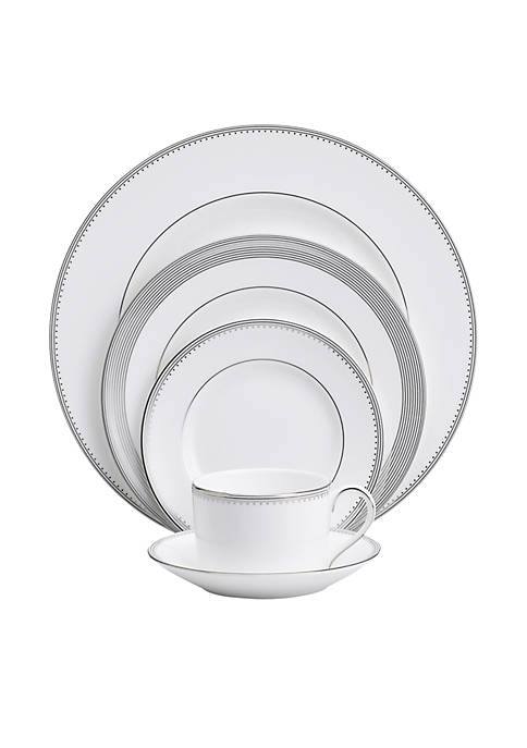 Vera Wang Wedgewood Grosgrain 5-Piece Place Setting