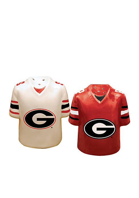 Georgia Bulldogs Salt & Pepper Shaker