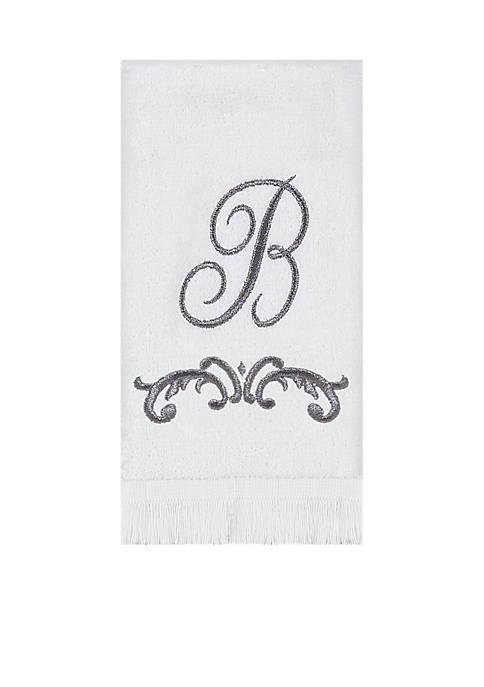 Monogram Tip Towel