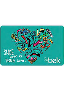Shoe Love Gift Card